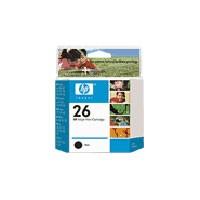 Hewlett Packard #26 Black Ink Cartridge