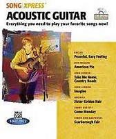 Alfred Publishing Song Express Acoustic Guitar Mac/Win CD