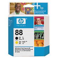 Hewlett Packard C9381A Black/Yellow Printhead for OfficeJet Pro K550