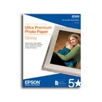 Epson 50 Sheet 8.5X11 Ultra Glossy Premium Photo Paper