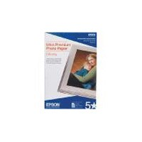 Epson 100 Sheet 4X6 Ultra Glossy Premium Photo Paper