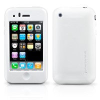 Sport Grip for iPhone 3G White