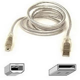 10-Foot Pro Series USB 2.0 Cable For iMac