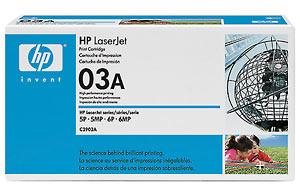80 LaserJet High Capacity Black Print Catridge