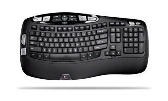 Wireless Keyboard K350