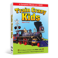 TOPICS Entertainment Train Crazy Kids