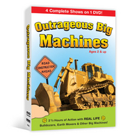 TOPICS Entertainment Outrageous Big Machines