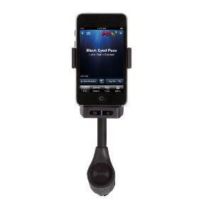 SkyDock with Built-In XM Tuner for iPhone and iPod Touch (Black) by Sirius/XM