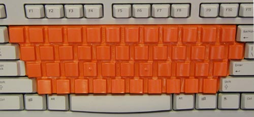 speedskin standard desktop keyboard cover