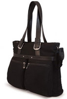 "16"" The Eco-Friendly Tote (Black)"
