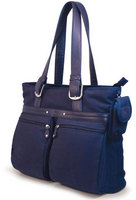 "16"" The Eco-Friendly Tote (Navy)"