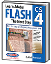 Learn Adobe Flash CS4 Next Step