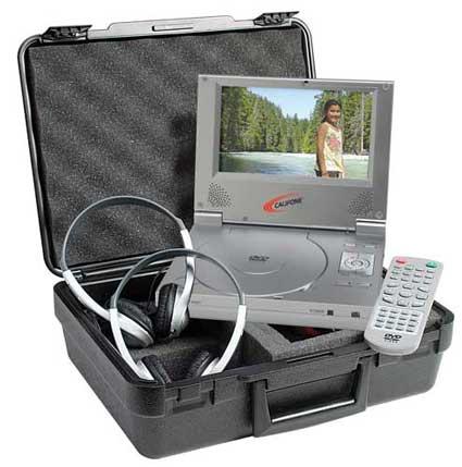 DVD50-PLC Portable DVD Player