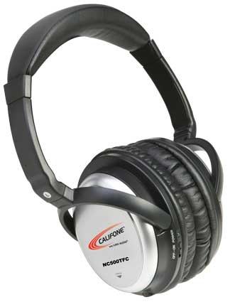 NC500TFC Active Noise Cancelling Headphones