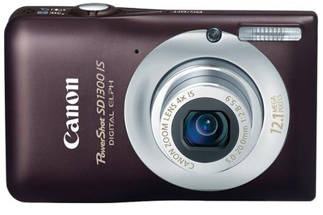 1389071.3603441 PowerShot SD1300 IS: The Canon Powershot SD1300 Review Justifies A Great Deal