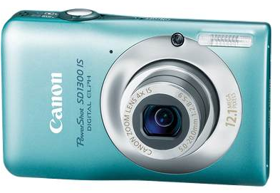 1389073.3603489 PowerShot SD1300 IS: The Canon Powershot SD1300 Review Justifies A Great Deal