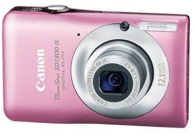 1389075.3603505 PowerShot SD1300 IS: The Canon Powershot SD1300 Review Justifies A Great Deal