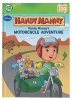 Tag Activity Storybook Handy Manny's Motorcycle Adventure
