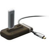Belkin 4 Port USB 2.0 Plus Hub (Brown)