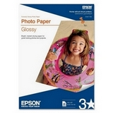 Epson 20 Sheet 11X17 Tabloid Size Photo Paper