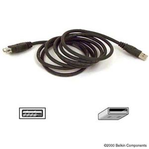 6Ft USB A/A Extension Cable