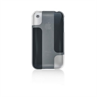 Shield Hue for iPhone 3G/3GS (Light Graphite/White)