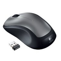 M310 Wireless Mouse (Silver)
