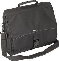 "Targus Messenger Notebook Case fits Notebooks up to 15.4"" - Black"