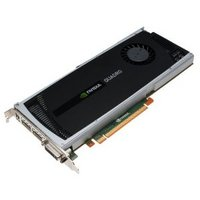 nVidia Quadro VCQ 4000 Professional Graphics Card