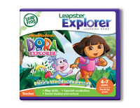 Leapster Explorer Learning Game: Dora the Explorer
