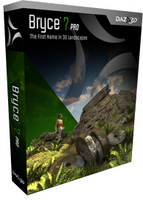 Bryce 7 Pro (Electronic Software Delivery)
