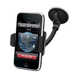 Quick Release Car Mount for iPod touch & iPhone