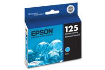 T125220 125 Cyan Ink Cartridge