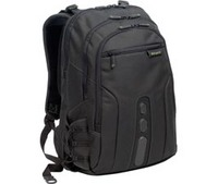 "17"" Spruce EcoSmart Backpack (Black)"