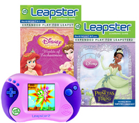Leapster2: Disney Princess Gift Pack