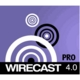 Telestream Wirecast Pro 4 for Windows (Electronic Software Delivery)
