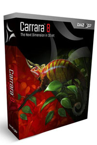 Carrara 8 (Electronic Software Delivery)
