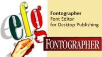 FontLab Fontographer 5 Mac (Electronic Software Download)