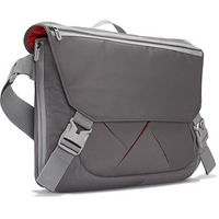 "16"" Laptop Messenger Bag (Gray)"