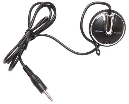 ER1 Single-Sided Mono Headphone