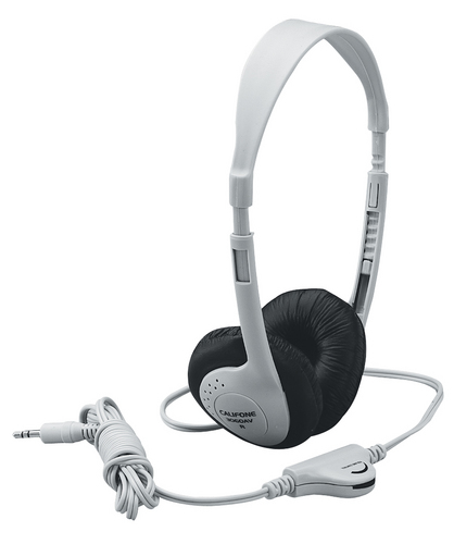 Califone 3060AV Multimedia Stereo Headphones