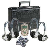8104 4-Position MP3 Listening Center