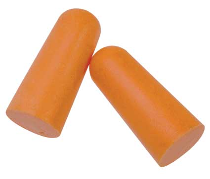 HS5 Hearing Safe Foam Earplugs