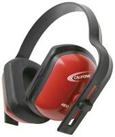 HS50 Hearing Safe Hearing Protector (Red)