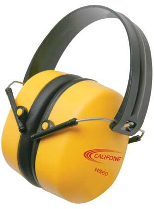 Hearing Safe Hearing Protector (Yellow)