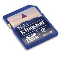 8GB Secure Digital High-Capacity Card (Class 4)