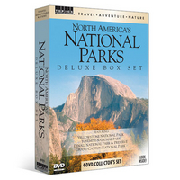 Travel - Adventure - Nature - North America's National Parks