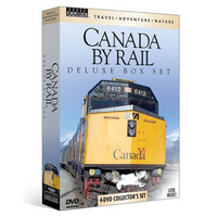 Travel - Adventure - Nature - Canada By Rail
