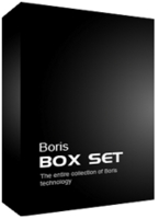 Boris Boxed Set for Mac (Electronic Software Delivery)
