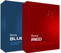 Boris Composite Suite Academic (Bundle of Blue and Red)(Electronic Software Delivery)